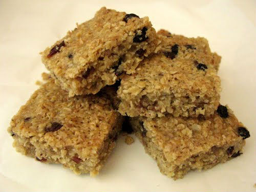 Flapjacks - another quick breakfast idea